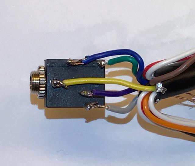 AUX Input Modification